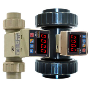TKS SERIES – Flow Rate + 1 Amp Relay + Pulse Output