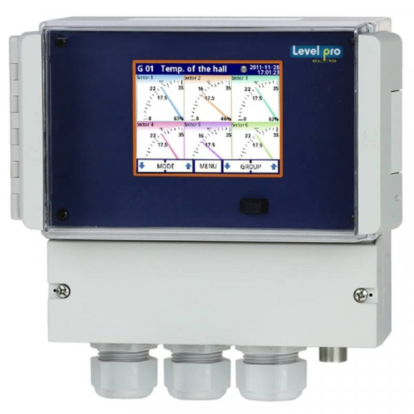 ITC 4000 Data Logger + Display + Controller