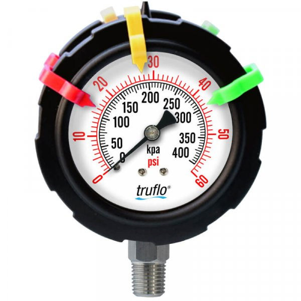 OBS-DGO Double Sided Pressure Gauge