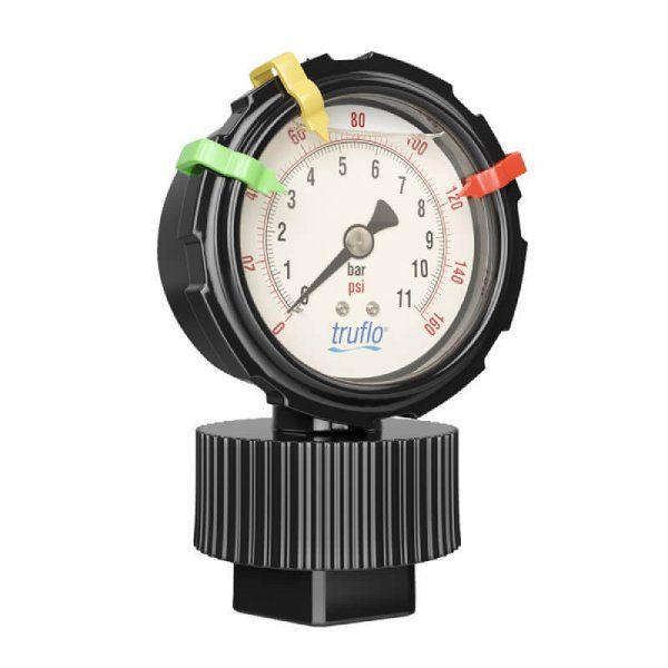 OBS Pressure Gauge + Gauge Guard