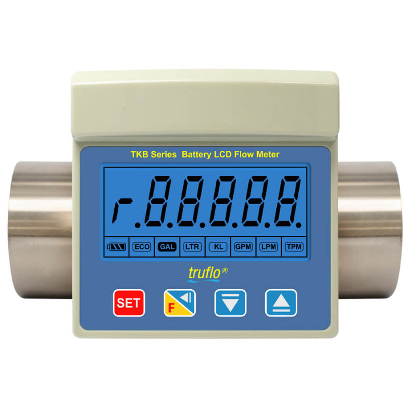 TK3B In-Line Paddle Wheel Flow Meter