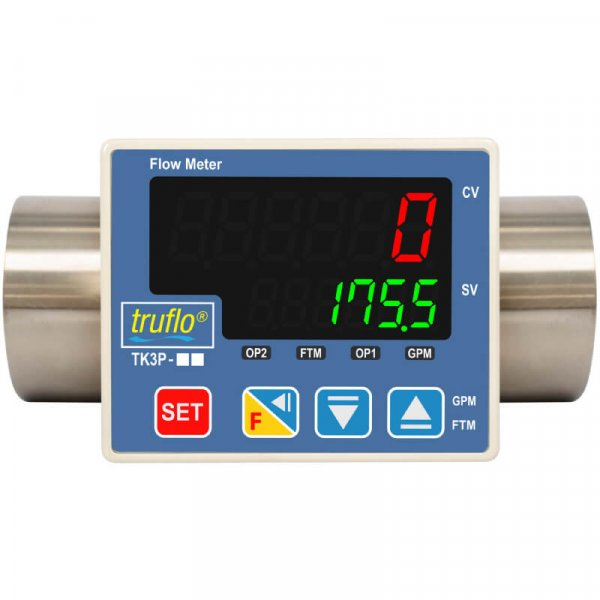 TK3P In-Line Paddle Wheel Flow Meter