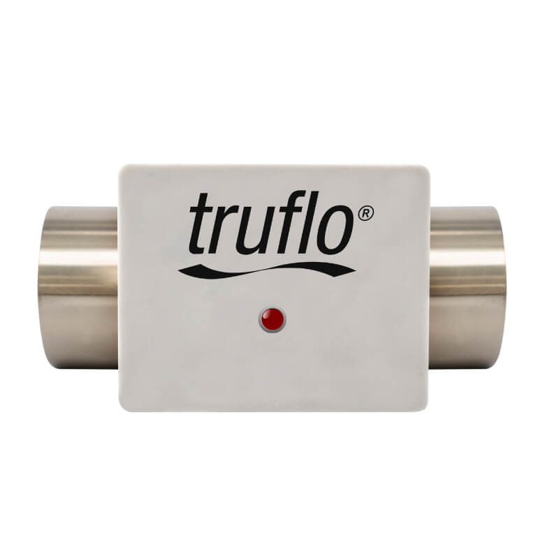The TK3W in-line paddle wheel flow meter is made from 316 SS. With pulse, voltage and 4-20mA outputs available