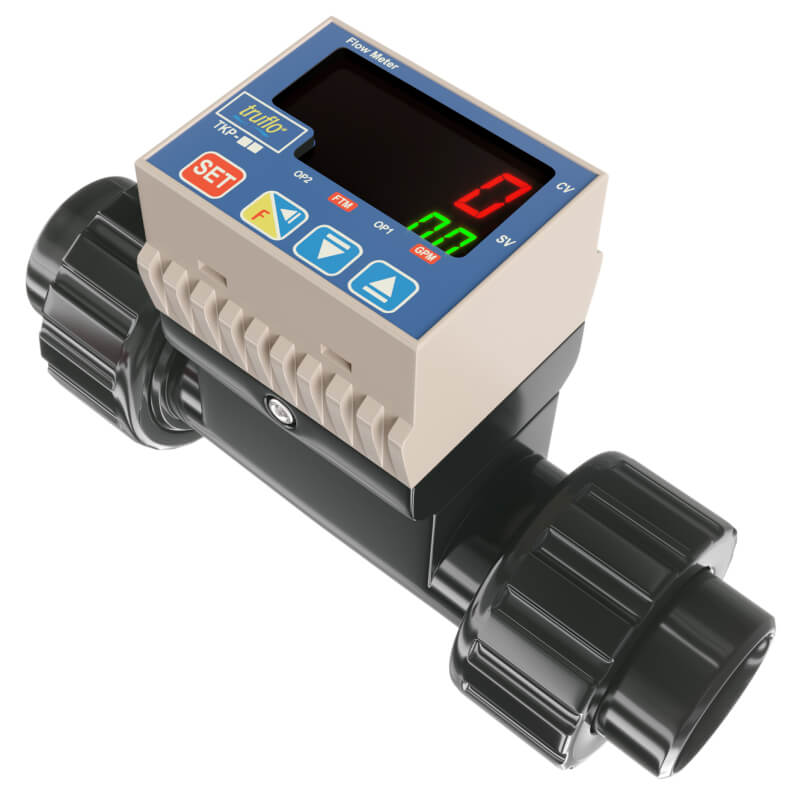 TKP In-Line Paddle Wheel Flow Meter