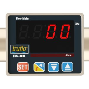 stainless steel digital paddle wheel flow meter