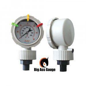 OBS 'BAG' Series – 3″ Gauge + Gauge Guard