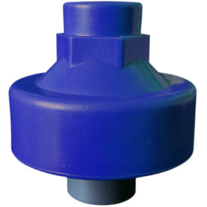GI SERIES PLASTIC GAUGE ISOLATOR