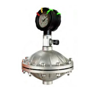 PulsePro® SS Series Pulsation Dampener