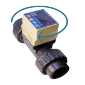TKR Series – Multi Function Paddle Wheel Flow Meter