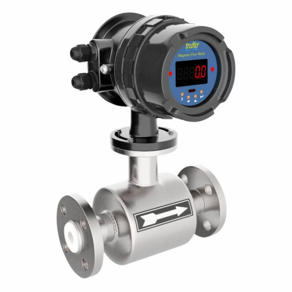 MF1000 Magnetic Flow Meter