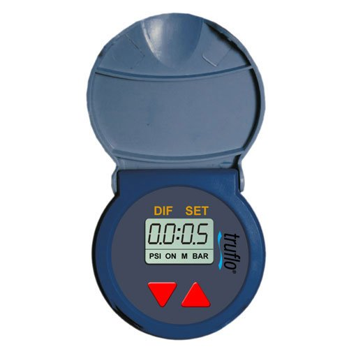 Delta-P Series - Plastic Differential Pressure Switch + Gauge