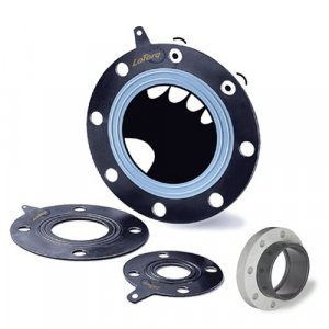 LoTorq Series Raised O-Ring Profile Flange Gaskets