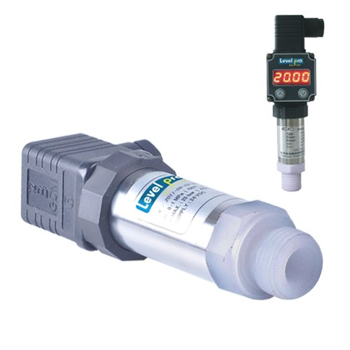 The LP200 plastic in-line pressure transmitter provides highly accurat pressure measurement.Available in PP and PVDF with optional LED display and relay.