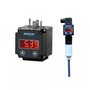 TPP Series - PFA Teflon Temperature Sensor/Transmitter