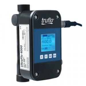 UltraFlo4000 Series All Plastic Ultrasonic Flow Meter