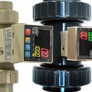In-Line Paddle Wheel Flow Meters