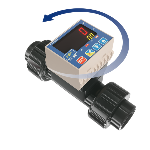 TK Series In-Line Paddle Wheel Flow Meter