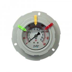 pressure gauge and gauge guard