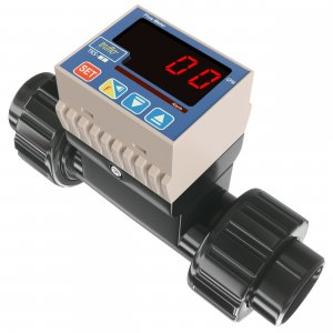 TKS In-Line Paddlewheel Flow Meter