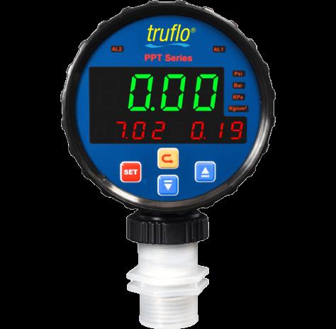 Pressure Transmitters & Sensors