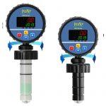 tim explore in line paddle wheel flow meters series