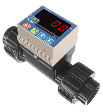 tks in line paddle wheel flow meters series3