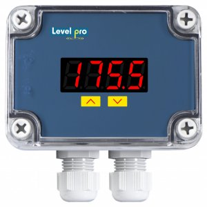 itc-250 loop powered tank level display